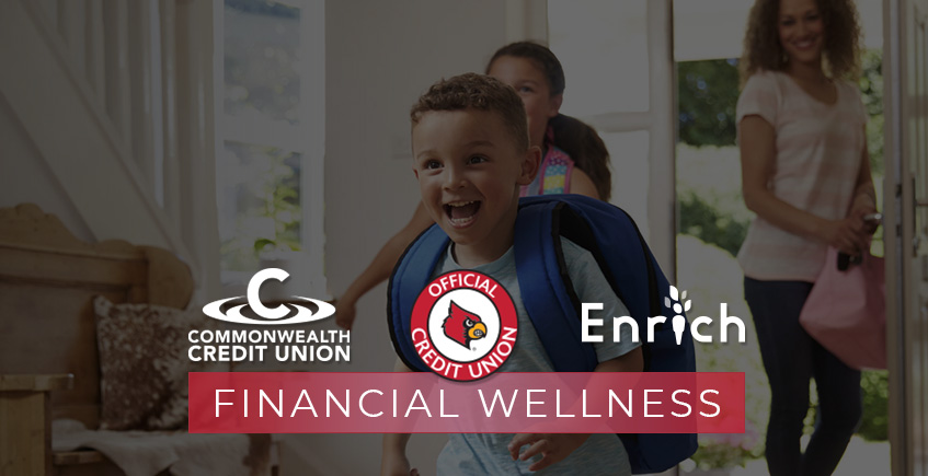 Commonwealth Credit Union offers financial wellness to college students and CU members via Enrich and iGrad