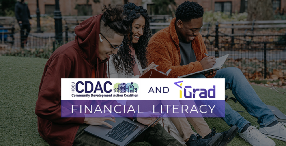 HBCU CDAC Launches Digital Financial Wellness for College Students of Color